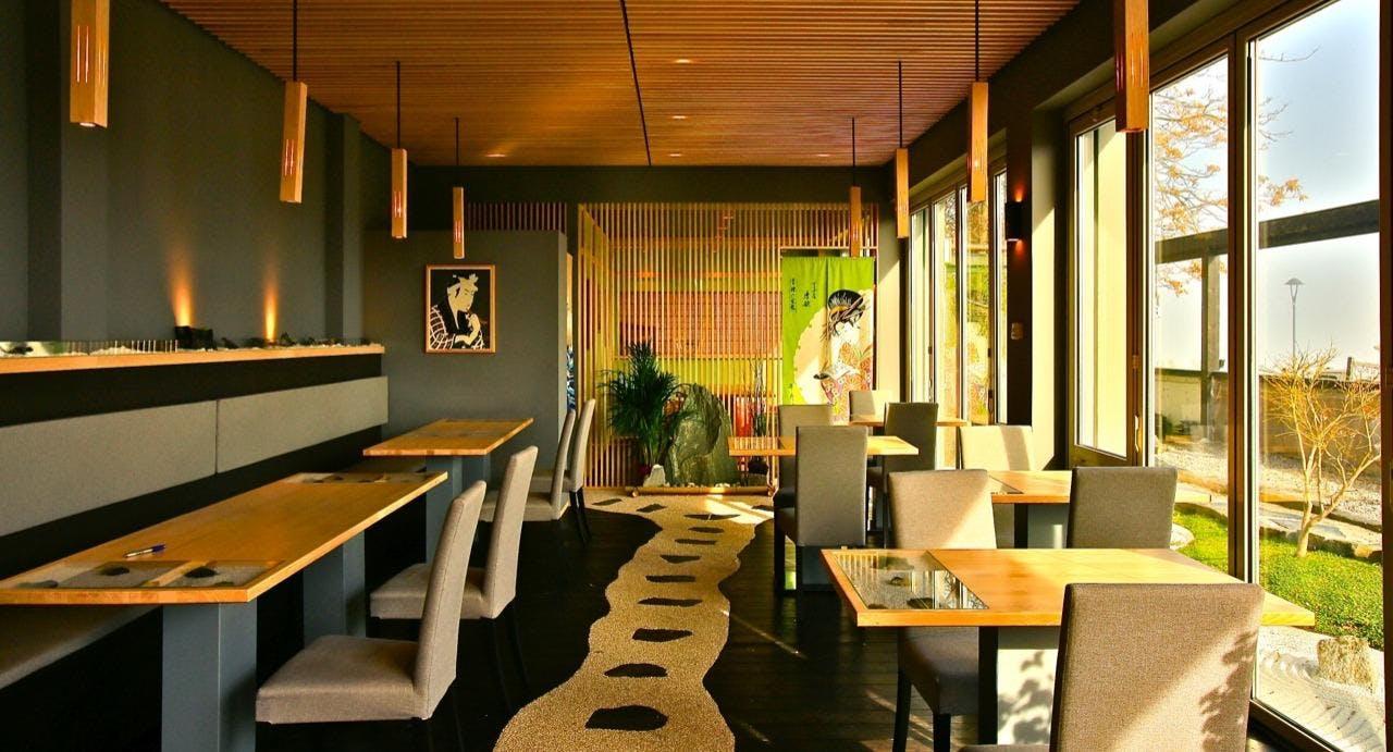SanSui 山水 Japanese Garden Restaurant Rimini image 1