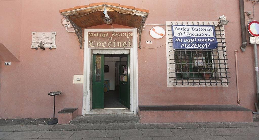 Antica Trattoria Dei Cacciatori Genova image 1