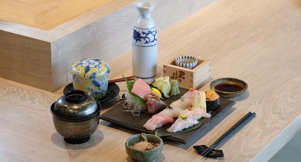 Sushi Murasaki x Kurama Robatayaki