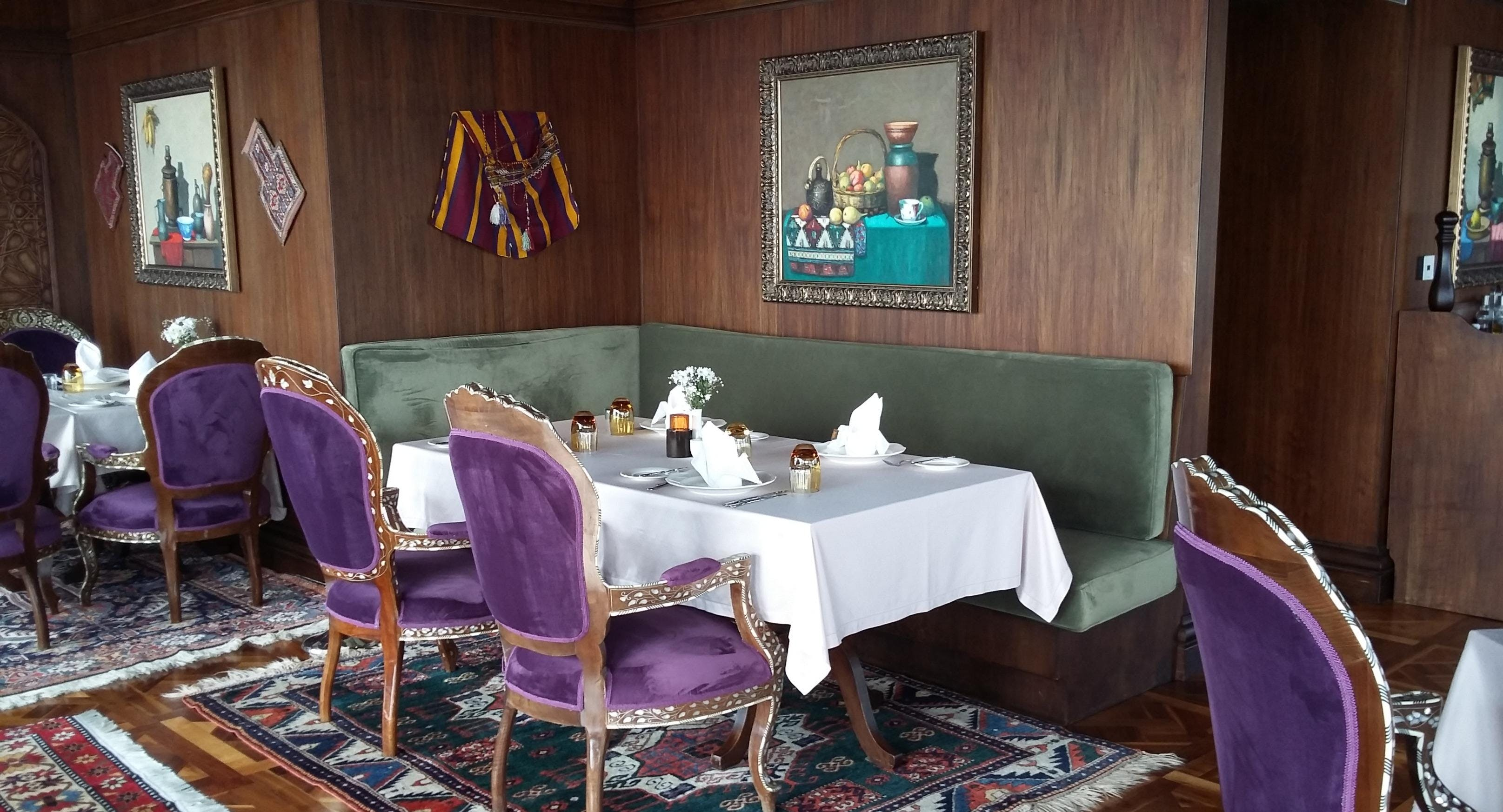 Zeferan Restaurant İstanbul image 1