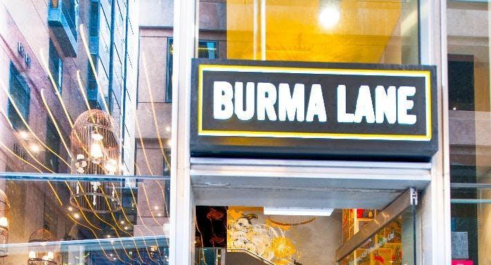 Burma Lane Melbourne image 2
