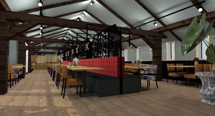 Fusion Design Keuken : De zaanse molen asian fusion & japanse teppanyaki restaurant in