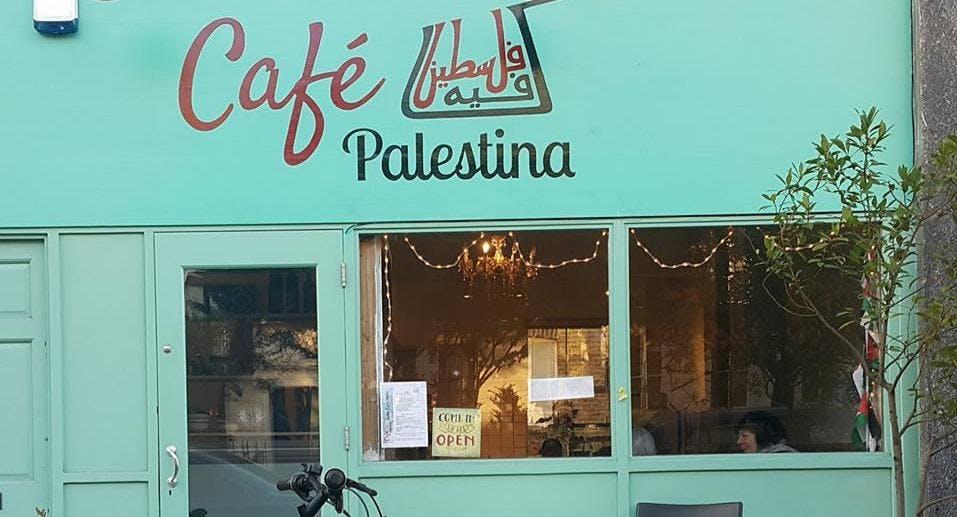 Cafe Palestina London image 1