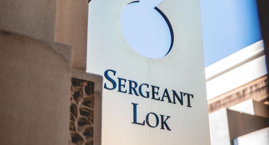 Sergeant Lok