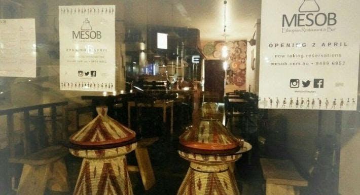 Mesob Ethiopian Restaurant & Bar