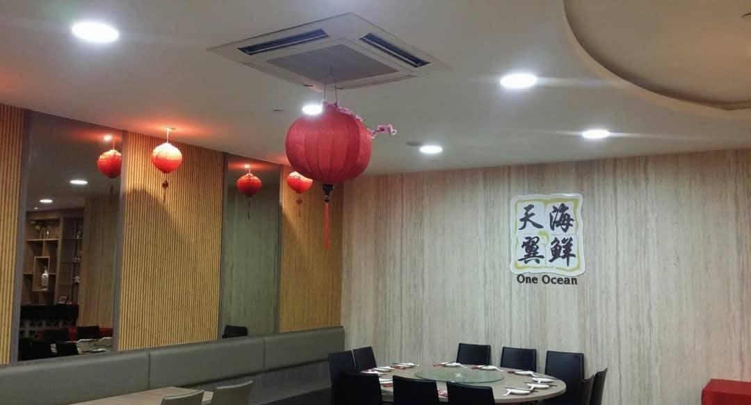 One Ocean Restaurant
