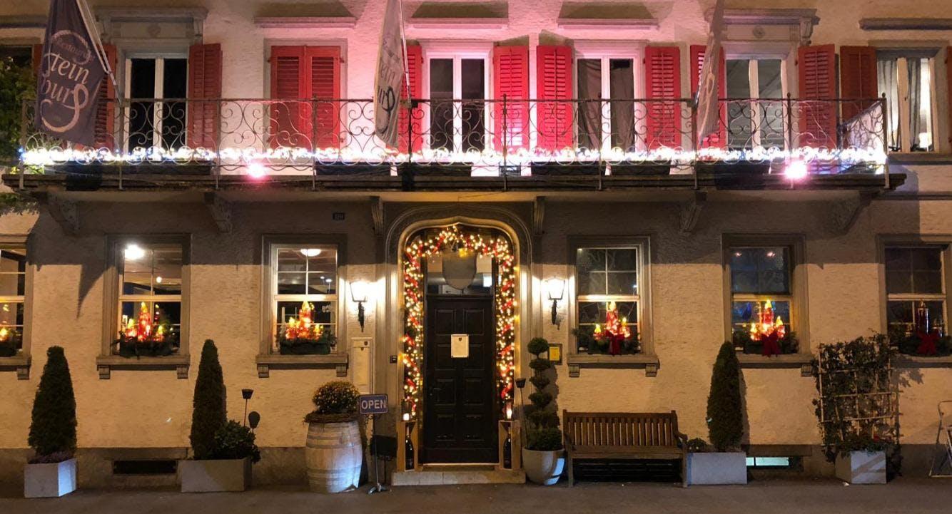 Seerestaurant Steinburg Zurigo image 2