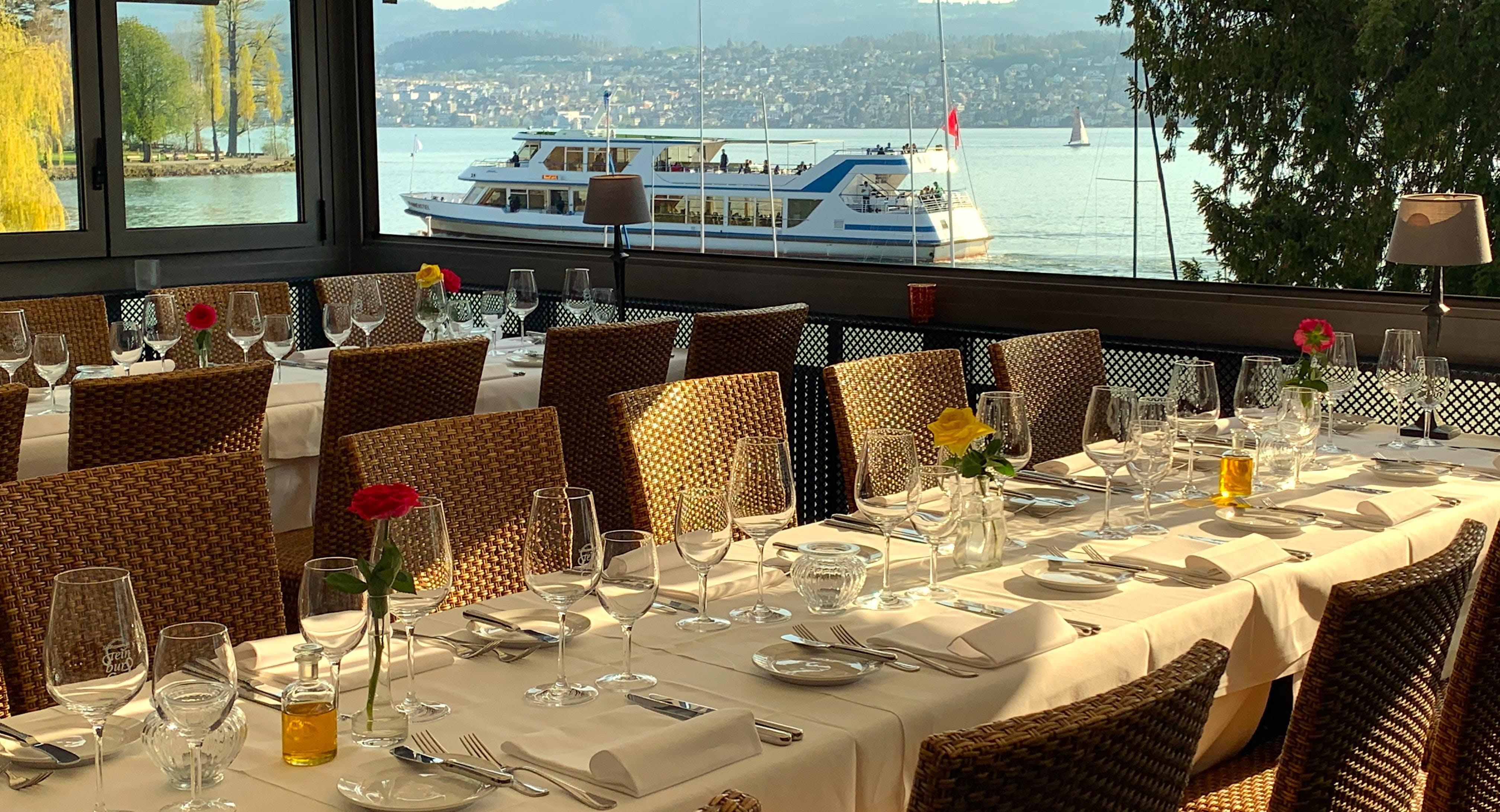 Photo of restaurant Seerestaurant Steinburg in Küsnacht, Zurich