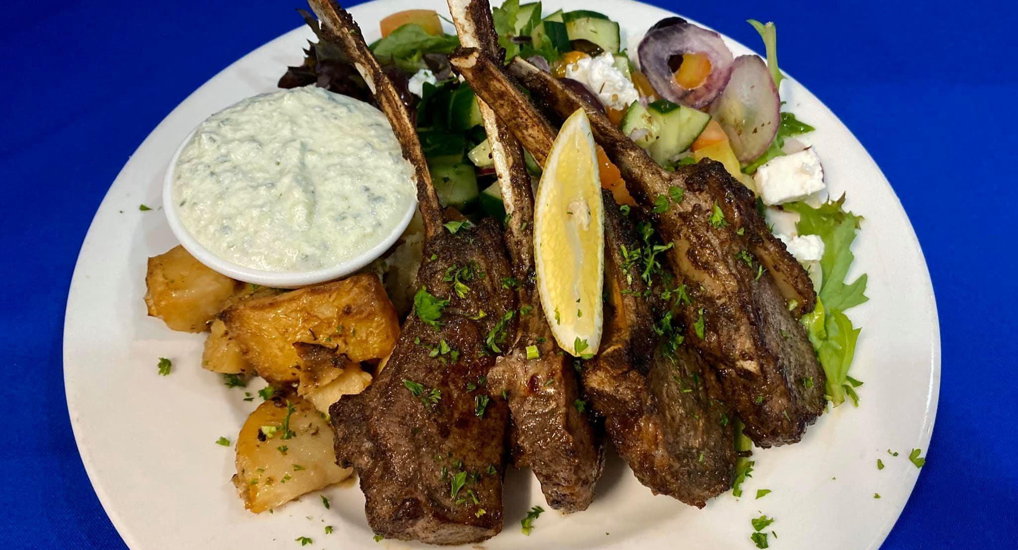 Photo of restaurant Let's Do Greek Mackay in Mackay CBD, Brisbane