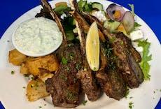 Restaurant Let's Do Greek Mackay in Mackay CBD, Brisbane