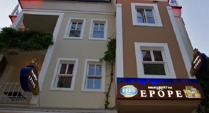 Epope Restaurant Cafe & Bar