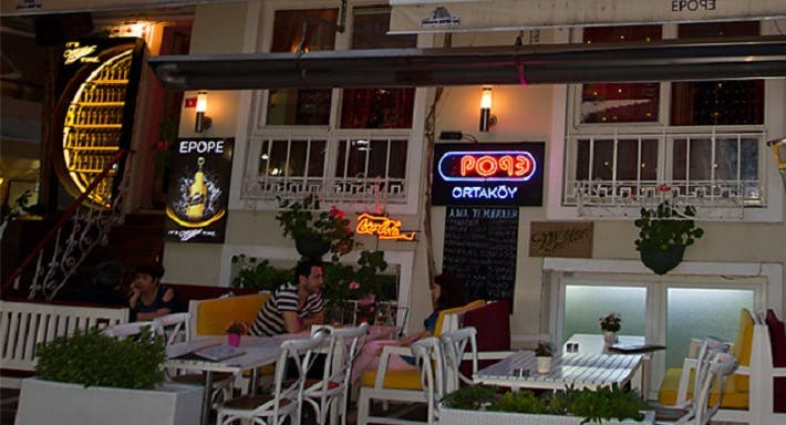 Epope Restaurant Cafe & Bar
