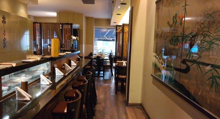 Japanisches Restaurant Kushinoya