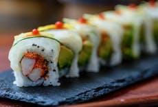 Restaurant Pham Sushi in Moorgate, London