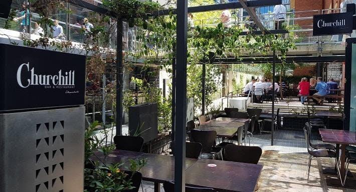 Churchill Bar & Restaurant Perth image 2
