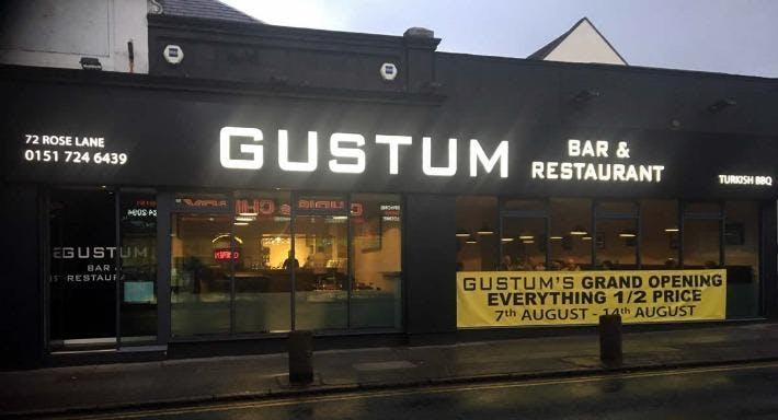 Gustum Bar & Restaurant Liverpool image 1