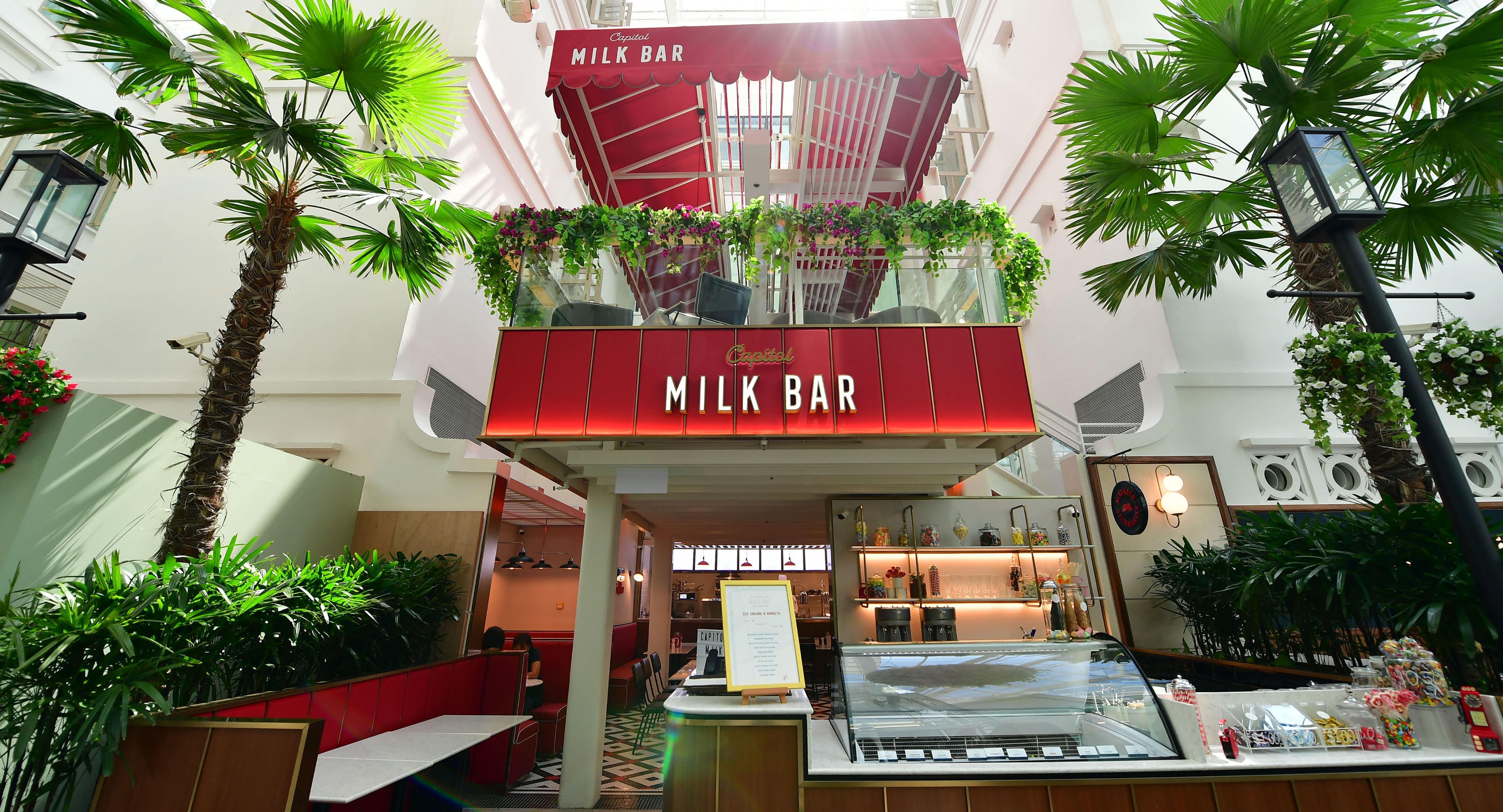 Capitol Milk Bar Singapore image 3