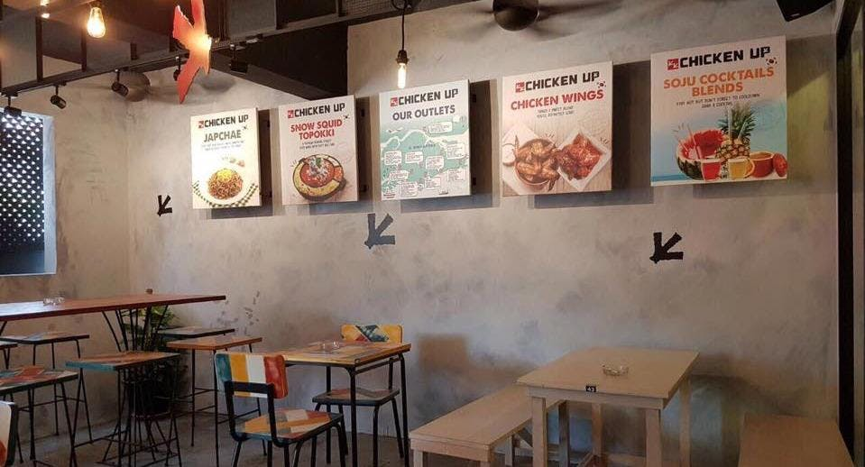 Chicken Up Buangkok Singapore Sengkang Book Now