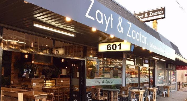 Zayt & Zaatar