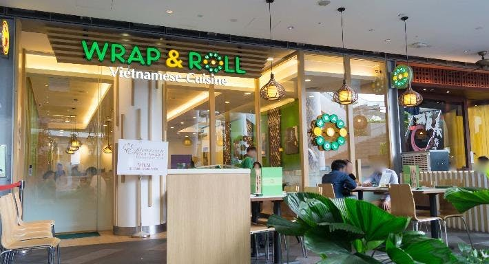 Wrap & Roll - The Star Vista Singapore image 7