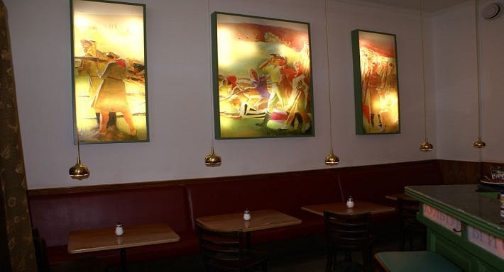 Café Bar - Gorki Park Berlin image 2