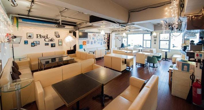 Pixel Café
