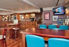 Restaurant The Brunel in Town Centre, Chippenham