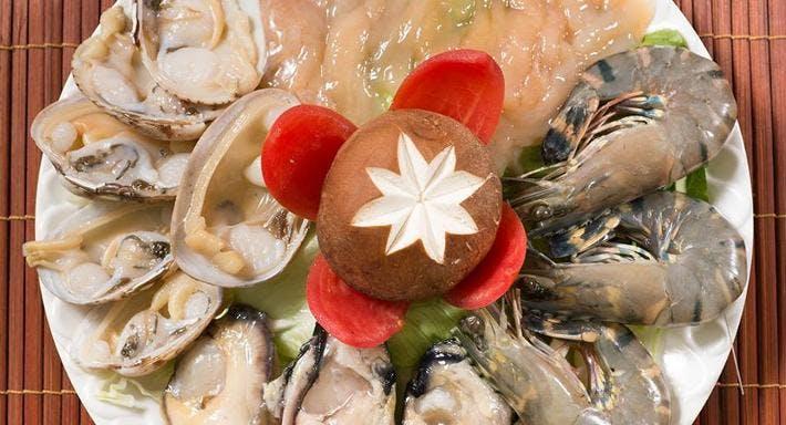 汀汀烤活魚 Ding Ding - 染布房街店 Yim Po Fong Street Hong Kong image 2