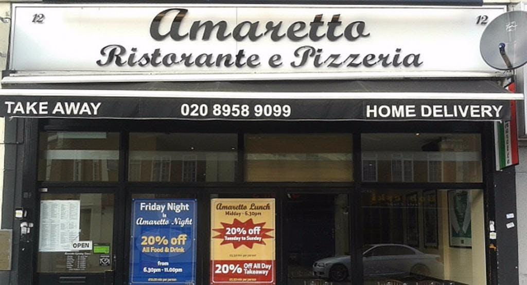 Amaretto Ristorante - Edgware London image 1