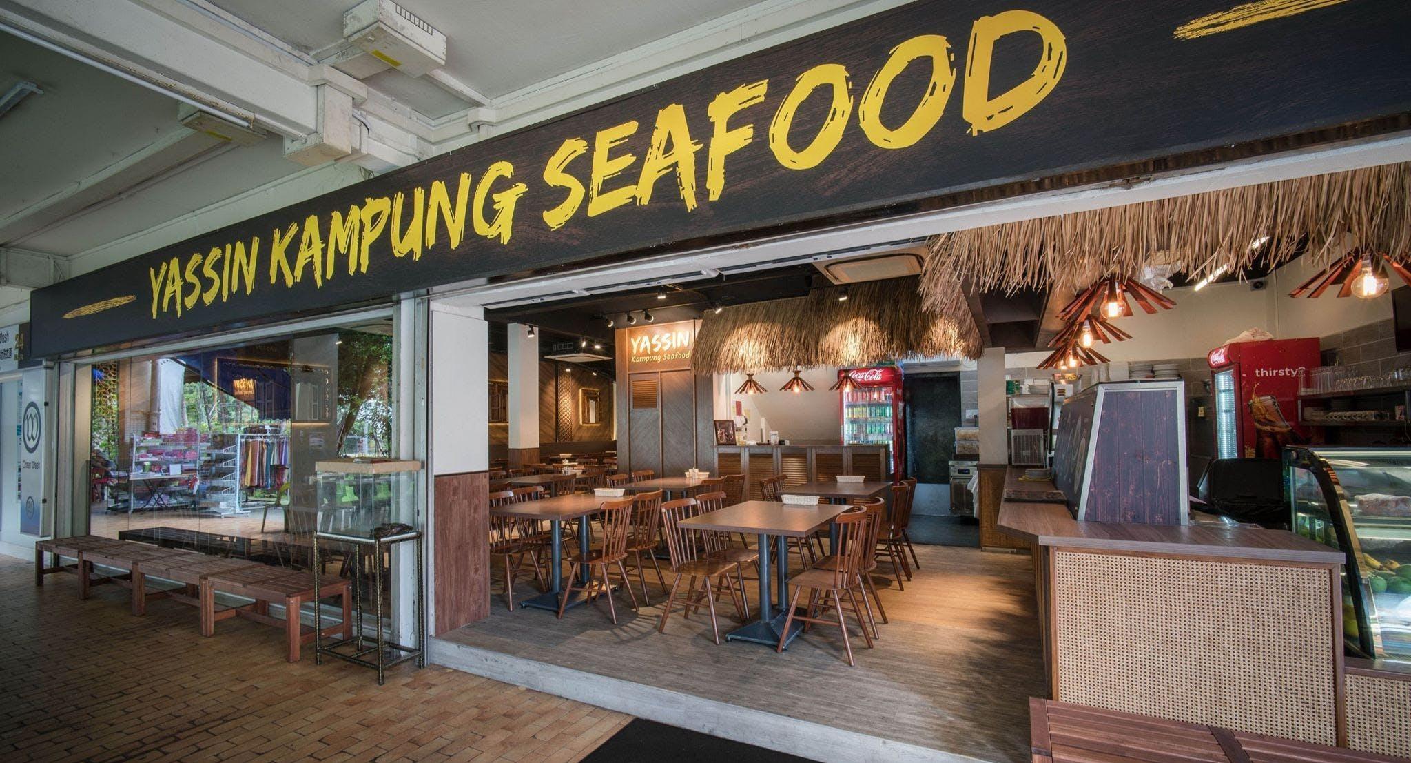 Yassin Kampung Seafood Bedok