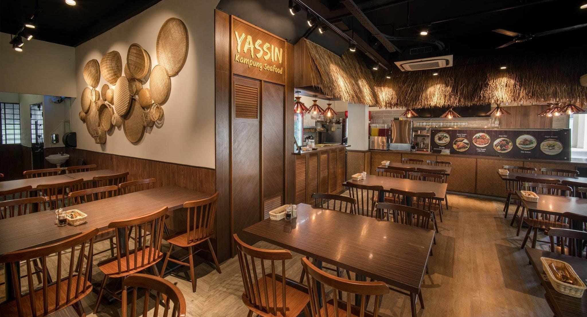 Yassin Kampung Seafood Bedok Singapore image 1