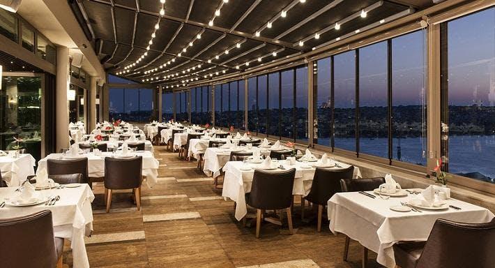 Hamdi Restaurant Pera