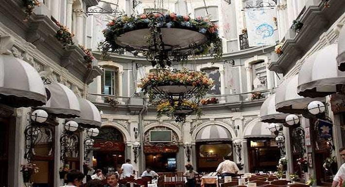Huzur Restaurant Istanbul image 1
