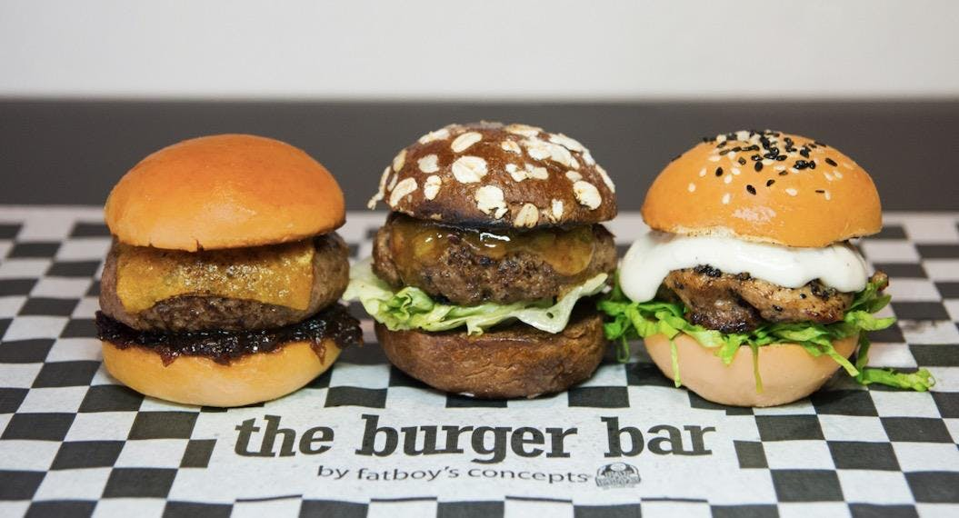 FatBoys Burger Bar - Orchard Singapore image 1
