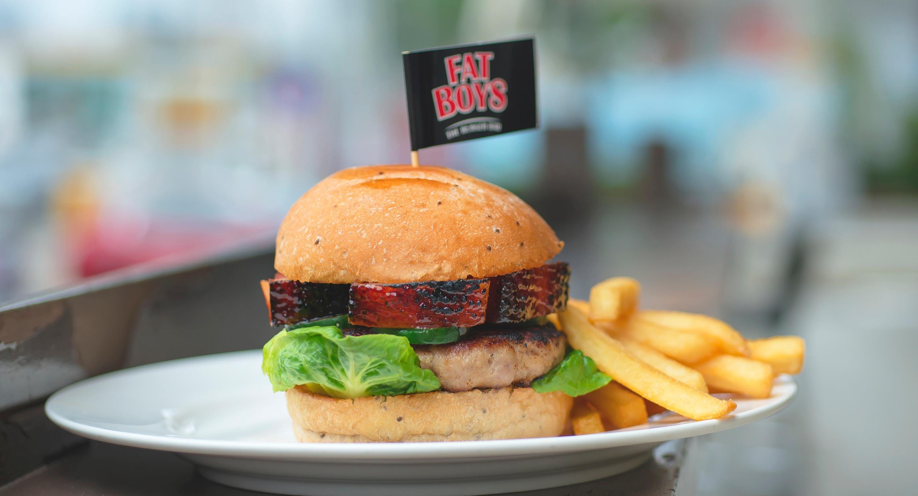 FatBoys Burger Bar - Orchard Singapore image 3