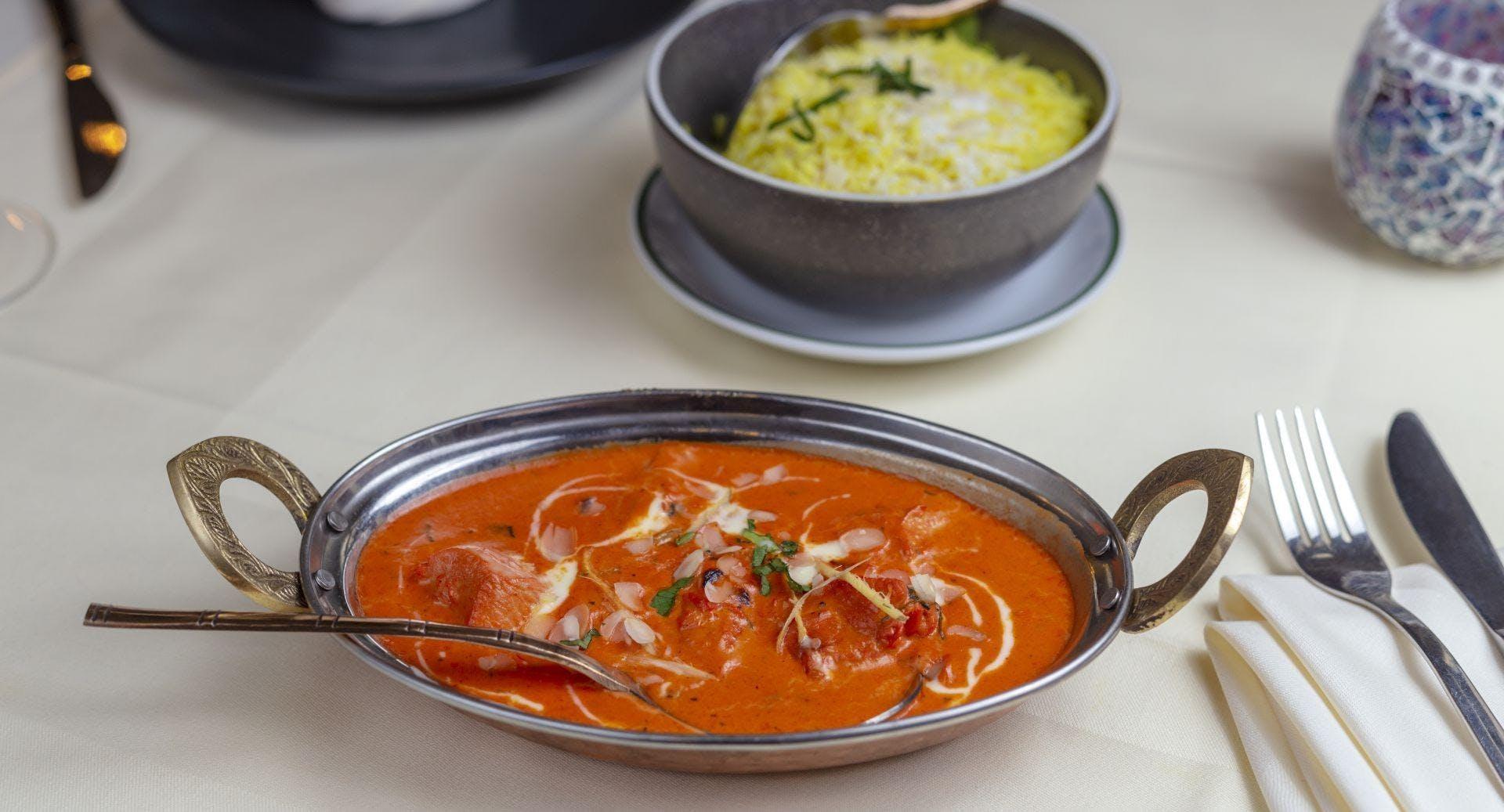 TAJ  Indisches Restaurant & Bar Wien image 3