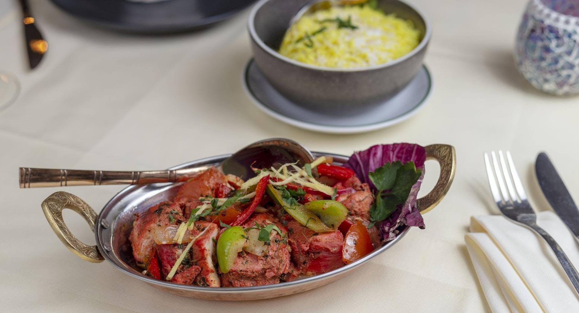 TAJ  Indisches Restaurant & Bar Wien image 1