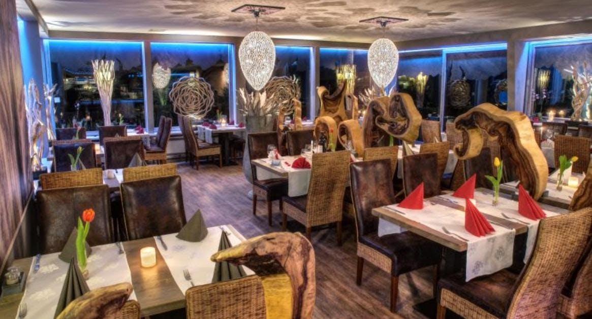 Tunici Restaurants 12 Apostel HH