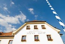 Alter Wirt in Grünwald | Bio-Restaurant & BIO-Hotel
