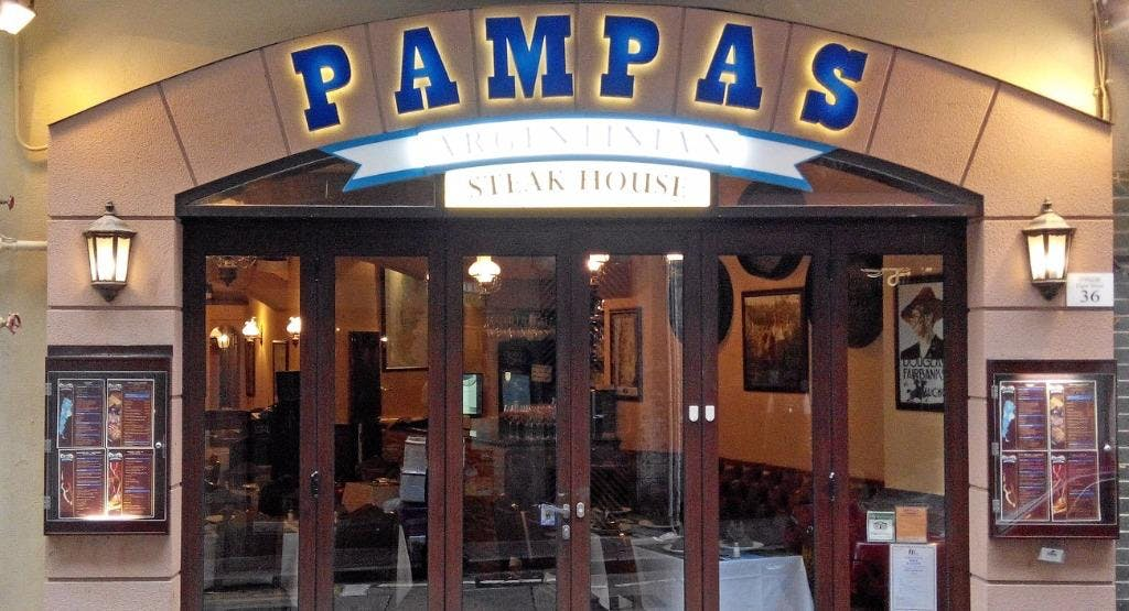 Pampas Argentinian Steak House Hong Kong image 1