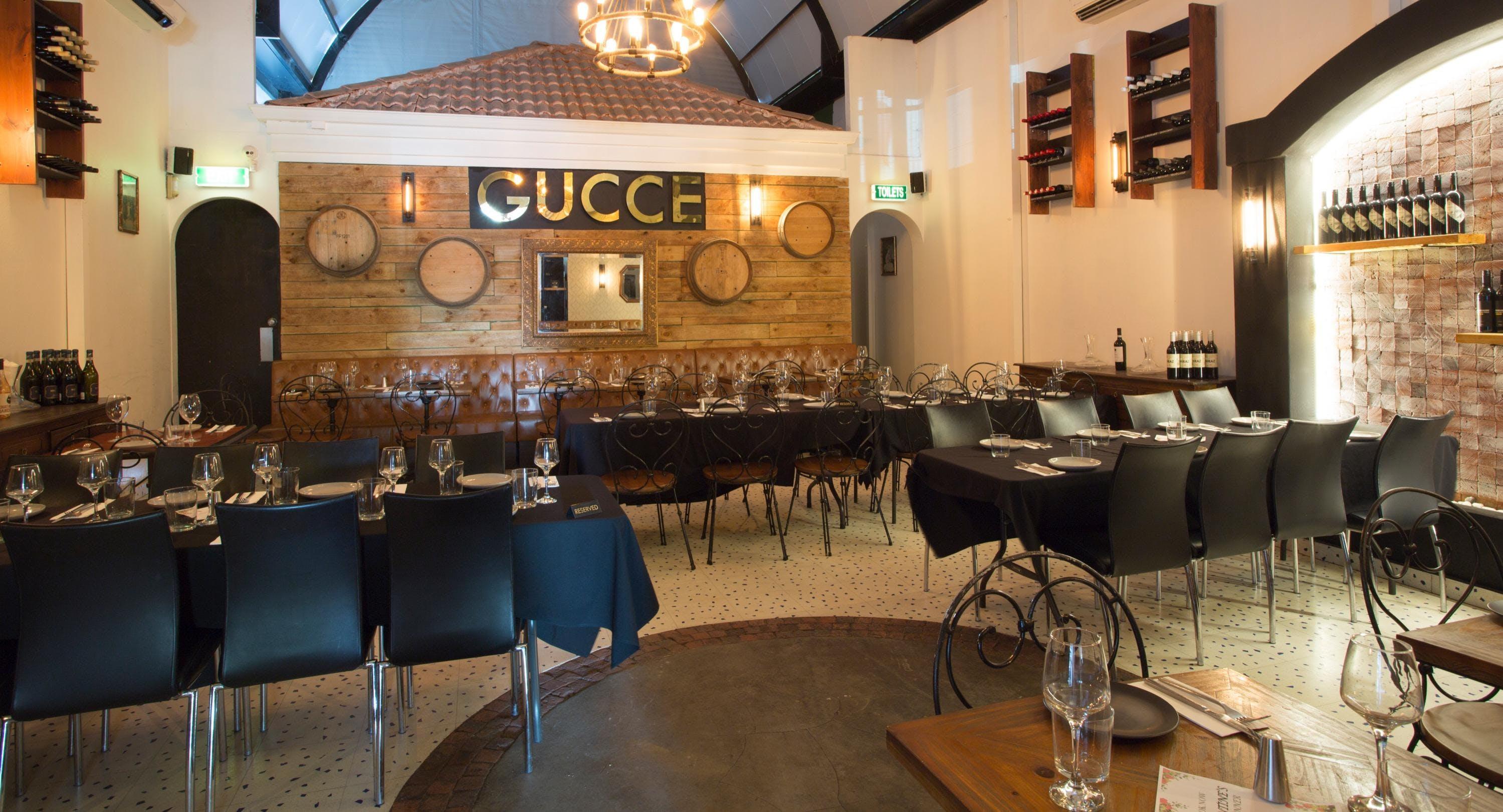 Gucce Pizzeria e Cucina Italiana Perth image 1