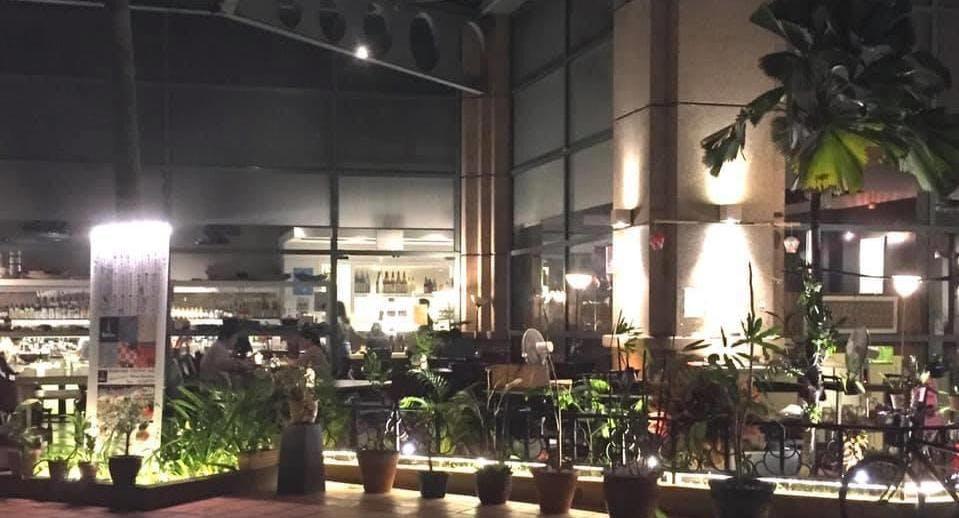 Nanjya Monjya Restaurant