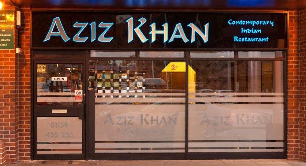 Aziz Khan Nottingham image 1