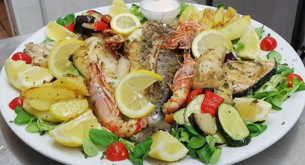Grigliata di pesce dell'Osteria San Teodoro - Fonte: Quandoo