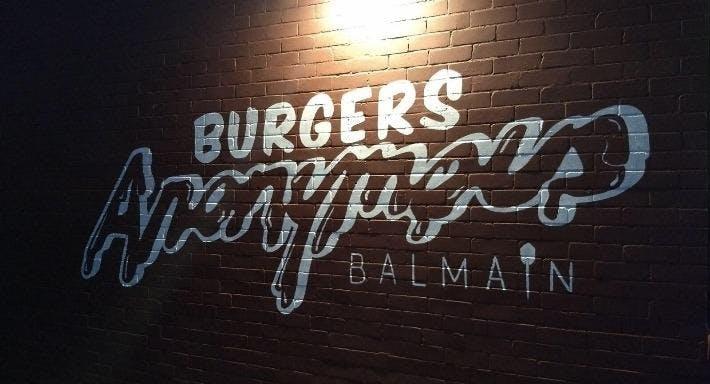 Burgers Anonymous Balmain