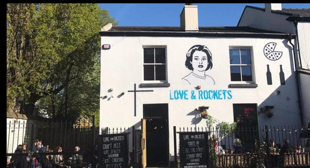 Love & Rockets Liverpool image 1