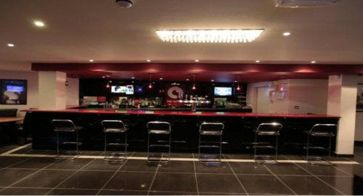The Arena Club and Sports Bar