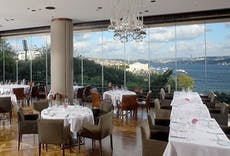 Restaurant Rana Meyhane in Gümüşsuyu, Istanbul