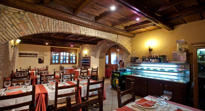 Hostaria Isidoro Roma image 3