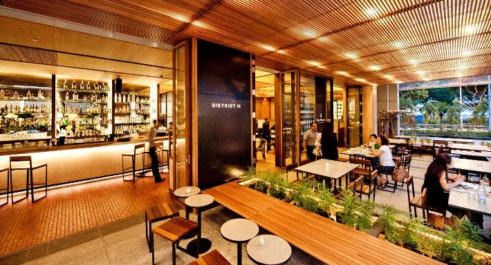 District 10 Bar & Restaurant Singapore image 2